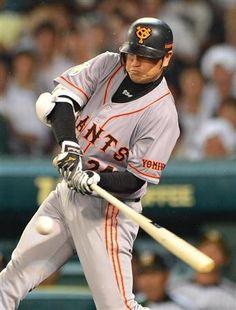 Yoshinobu Takahashi (Yomiuri Giants)