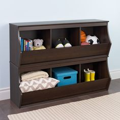 Found it at Wayfair - Stacked 6 Bin Storage Cubby