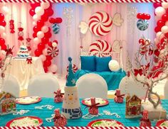 "candy / Birthday ""Winter Wonderland Mint Flavor"" 