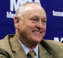 Nolan Ryan Announces his intention to retire from the Texas @Stacy Wilson October 31st.