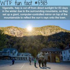 Viganella, Italy - WTF fun facts