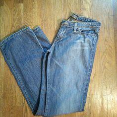 "Joe's Jeans 28 Boot cut Light wash slightly distressed near pockets soft jeans by Joes. Inseam 31"" Joes 5401MU3 Joe's Jeans Jeans Boot Cut"