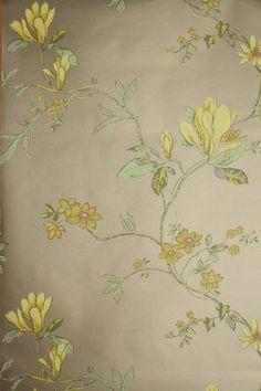"Vintage Wallpaper ""Chelsea"" by Waterhouse Wallhangings | eBay"