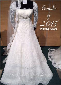 Brandie esküvői ruha by 2015 PRONOVIAS Exclusively at La Mariée Budapest  bridal 2fe37bd4bd