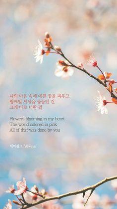 Always - APink (에이핑크) Wallpaper - (By 1theK)