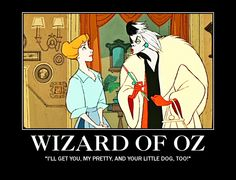 Famous movie quotes as said by Disney Characters