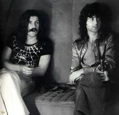 Bonzo and the mysterious Jimmy Page!!!!