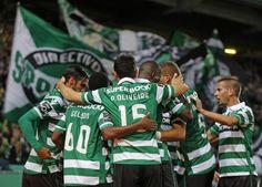 Sporting de Lisboa recuperó la cima en Portugal