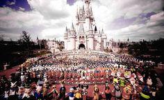 What year did Walt Disney World open?  #Disney