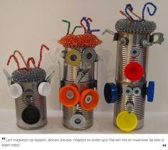 Robot knutselen