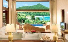 Canouan Luxury Ocean View -1 Bed- Canouan