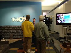 Rand talks with the news this morning about the perks at Moz for National Bosses Day!