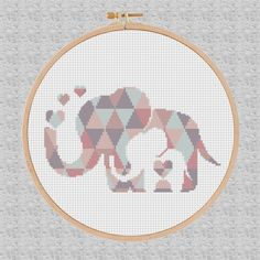 Cross Stitch pattern baby elephant elephant Pattern modern Source by animalscross. Elephant Cross Stitch, Cross Stitch Baby, Cross Stitch Animals, Cross Stitch Kits, Cross Stitching, Cross Stitch Embroidery, Embroidery Patterns, Hand Embroidery, Cat Cross Stitches