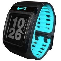 OMG I want this BADDDD, maybe it'll make me start running :) Nike GPS Watch for only $140.00