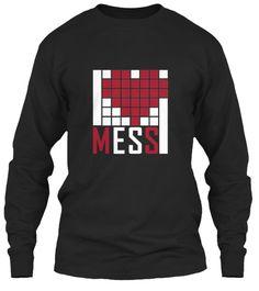 I Love Lionel M. Heart  Black T-Shirt