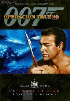 Operación trueno (1965) Reino Unido. Dir: Terence Young. Acción. Aventuras - DVD CINE 534