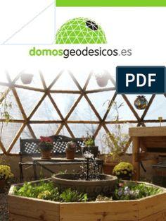 Sistema de Domos en al cosntrucciones | Naturaleza | Prueba gratuita de 30 días | Scribd Geodesic Dome, Book Report Projects, Plants, Social, Home, Ideas, Dome House, Gardens, Woodworking
