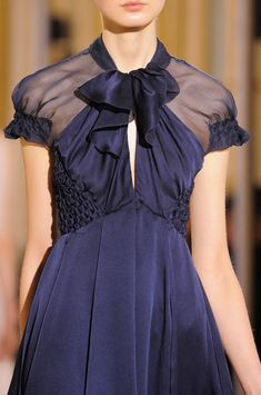 Christophe Josse at Couture Spring 2013 - StyleBistro