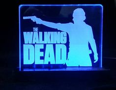 Check out this item in my Etsy shop https://www.etsy.com/listing/242582747/rick-grimes-the-walking-dead-led-display