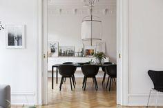 En vacker lägenhet i Malmö
