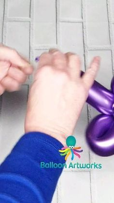 Balloon Crafts, Birthday Balloon Decorations, Balloon Gift, Balloon Garland, Diy Party Decorations, Birthday Balloons, Balloon Flowers, Balloon Bouquet, Deco Ballon