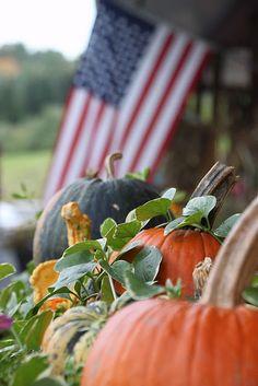Patriotic Pumpkins
