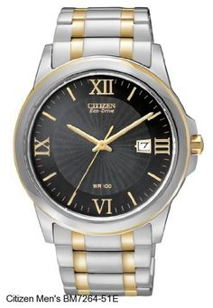 black pvd stainless steel and copper face bulova men s watch in men s wrist watches citizen mens bm726451e ecodrive twotone watch see this great product