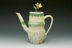 """""""Spring Teapot""""  More images and details at  http://www.monskycreations.com/index.php/hikashop-menu-for-categories-listing/product/192-spring-teapot"""