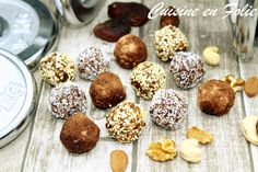 Chef Simon, Le Cacao, Energy Balls, Muffin, Breakfast, Unsweetened Cocoa, Dates, Almond, Morning Coffee