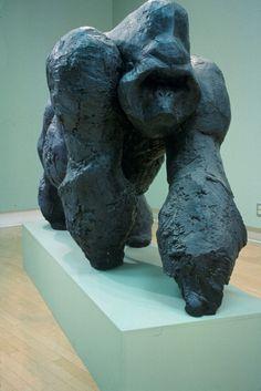 Apes - Kathe Umlauf 7 feet long...