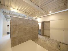 コンクリートブロック 内装 - Google 検索