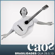 Hoje à noite tem #BRASILIDADES pra esquentar com DJs Fernando Falcon & Fred.