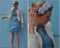 Titis Clothing Dress - Aquamarine - Mercedes Maya Lax