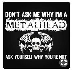 #metalhead