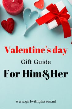 My Valentine's day gift guide with gifts I recommend #gifts #giftideas #valentinesday
