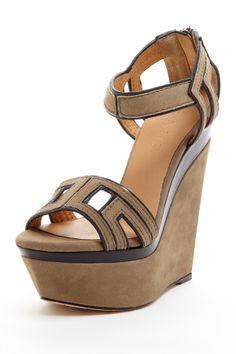 Iva Wedge Sandal