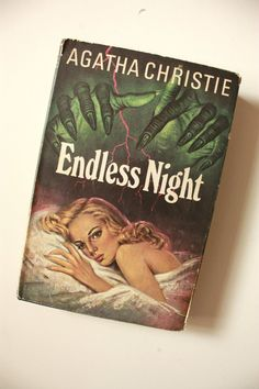 Agatha Christie Endless Night 1967 Hard Cover by TriBecasVintage, $12.00