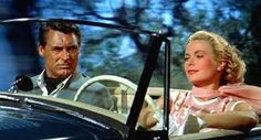 To catch a thief (1955), Cary Grant and Garce Kelly