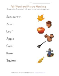Fall Worksheets for Kids - - Pinned by #PediaStaff.  Visit http://ht.ly/63sNt for all our pediatric therapy pins