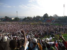 MUSLIM PROTESTS IN ETHIOPIA REACH POINT OF NO RETURN