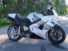 VFR journey continues, wreck rebuilt! - Honda Motorcycles - FireBlades.org