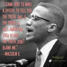 Malcolm X Frasi Famose.Le Migliori 40 Immagini Su Malcolm X Quotes 2pac Thug Life Detroit