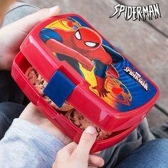 Kinder Lunchbox Spiderman