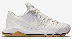 Nike KD 8 EXT 'White Woven'
