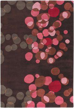 avalisa - Wonder Wool Rug at 2Modern #polkadots #dots #modern