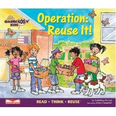 Operation Reuse it