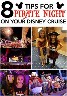 Pirate Night on DCL is amazing!  It is seriously the most fun night of any Disney Cruise!  #piratenight #disneycruiseline Request a quote to book your Disney Cruise voyage http://destinationsinflorida.com/pinterest