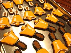 Ooh! Look! Handbell Cookies
