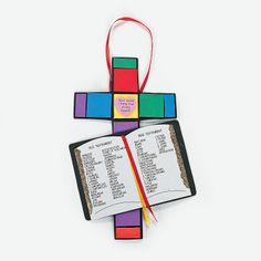 Books Of The Bible Craft Kit - OrientalTrading.com