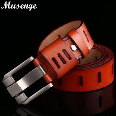 Belt Designer Belts Men High Quality Mens Luxury Leather Belt Men Ceinture Homme Cowboy Pin Buckle Cinto Riem Cinturones Hombre